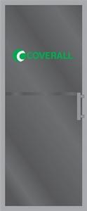 Picture of VINYL LOGO FOR GLASS DOOR